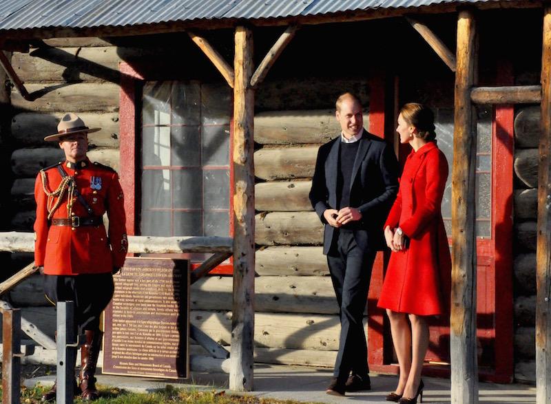 Canada Royal Tour 2016 Whitehorse Yukon
