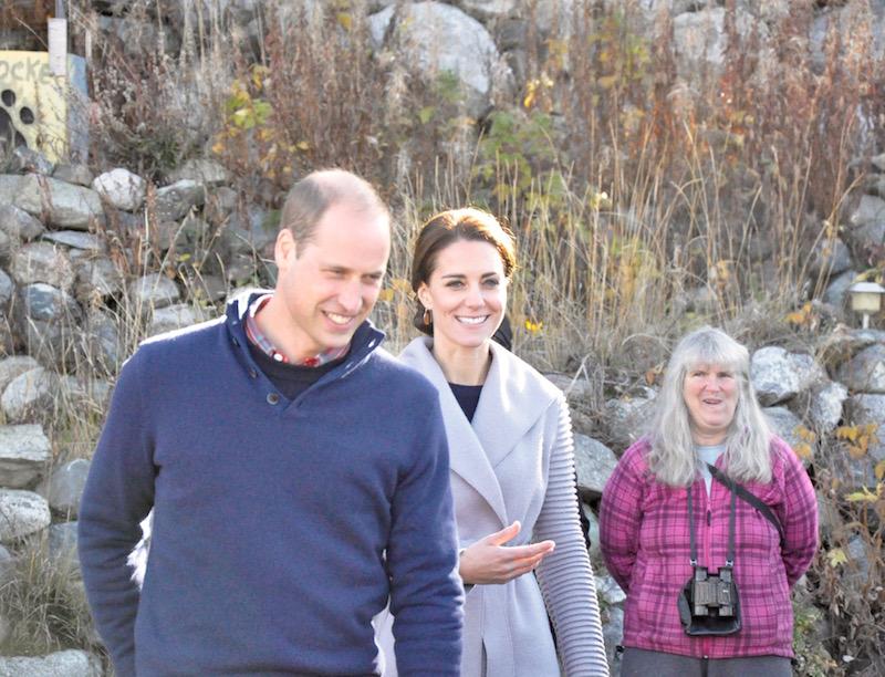Canada Royal Visit 2016 Whitehorse Yukon