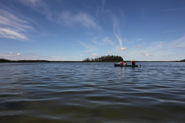 lake Elk Island