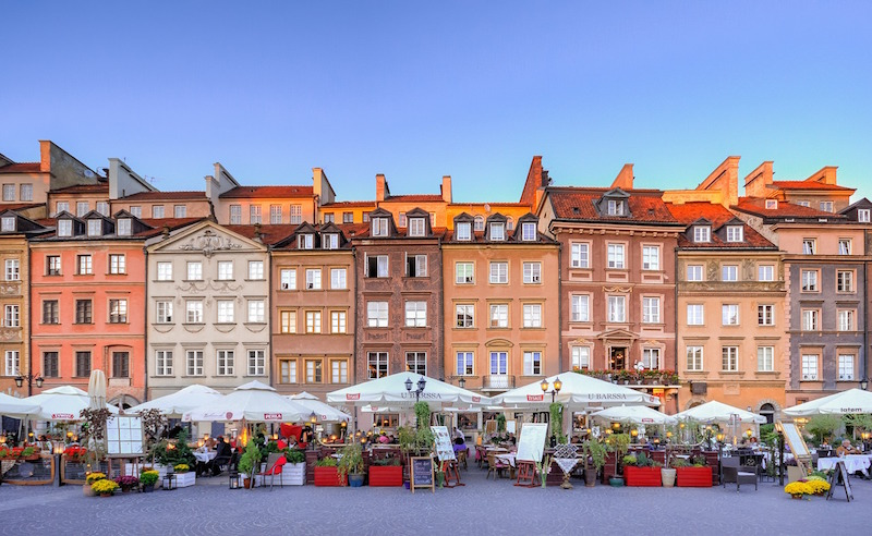 How to spend a festive weekend at Warsaw Christmas Markets