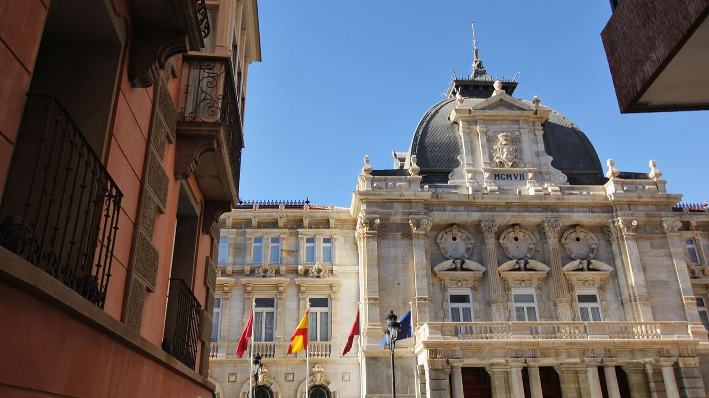 cartegena-town-hall