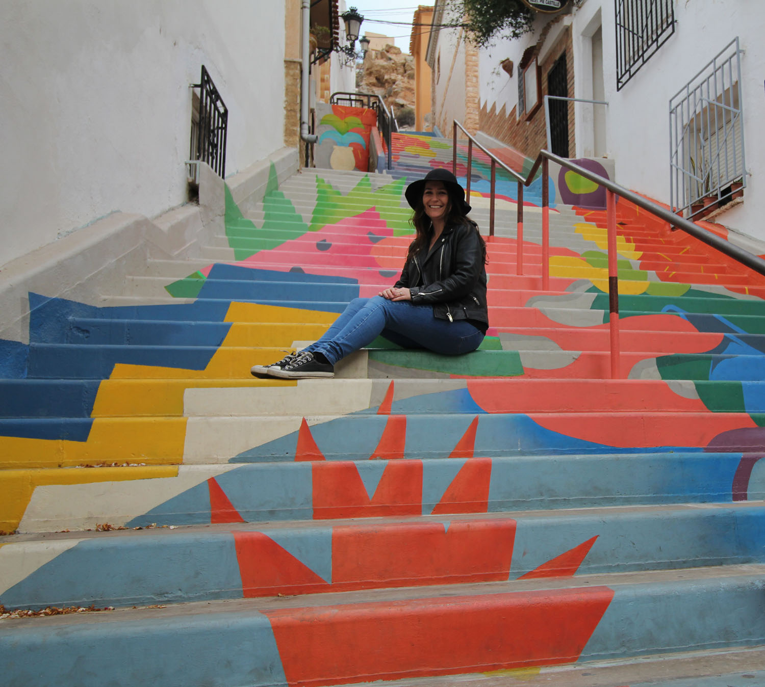 colourful-steps