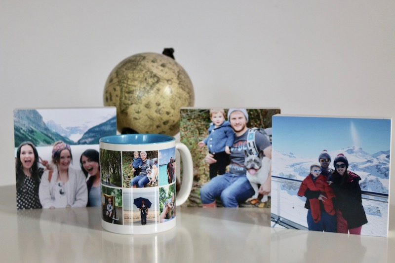Easy and affordable personalised Christmas gifts