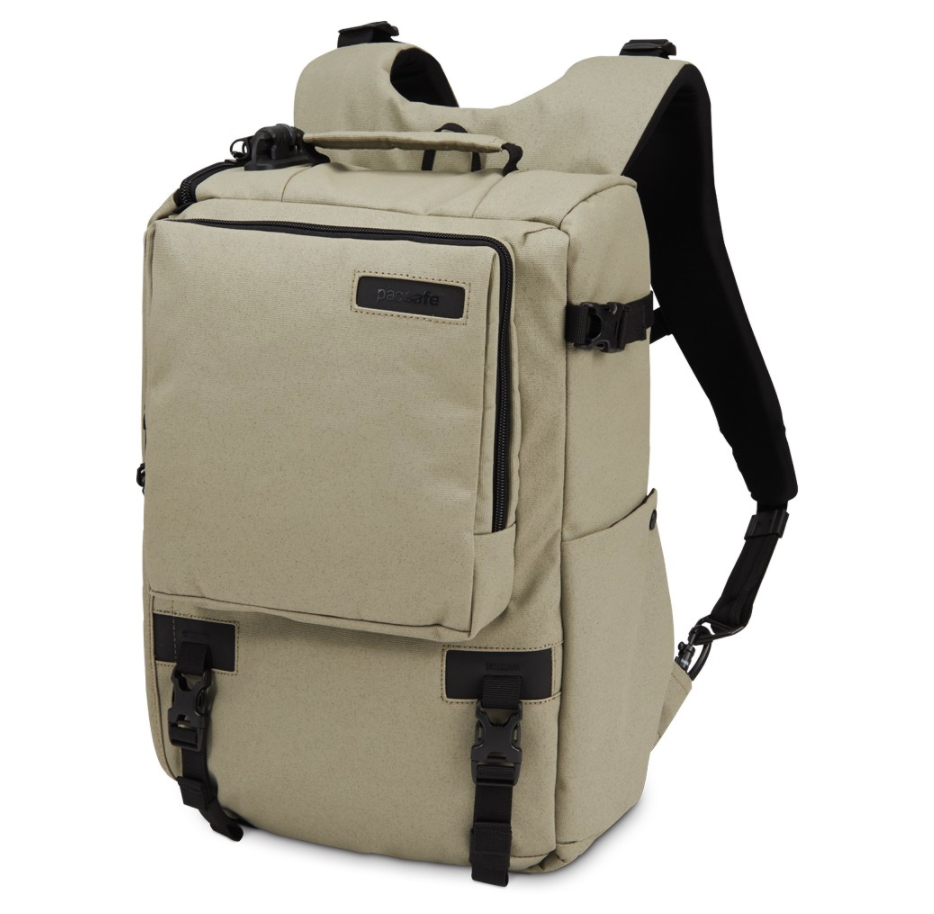 Win a Pacsafe laptop and camera bag