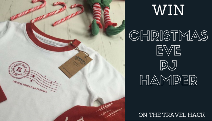 Win a Christmas Eve Hamper on The Travel Hack