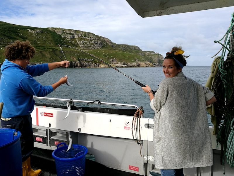 A sustainable lobster sea safari in North Wales