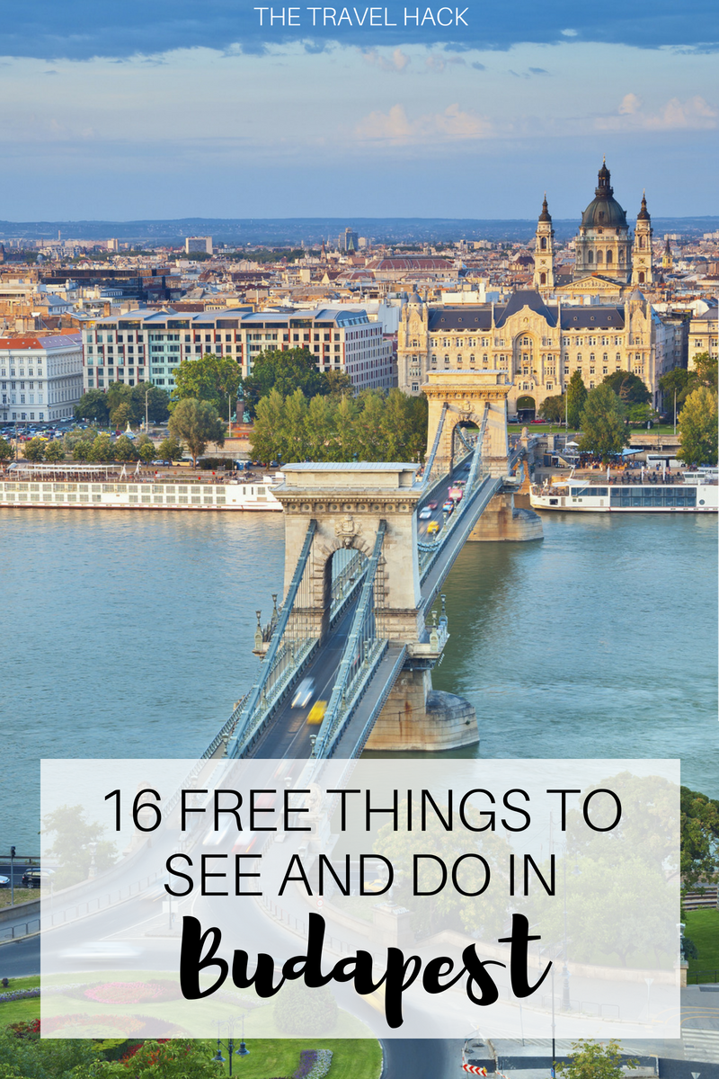 16 free things to see and do in Budapest