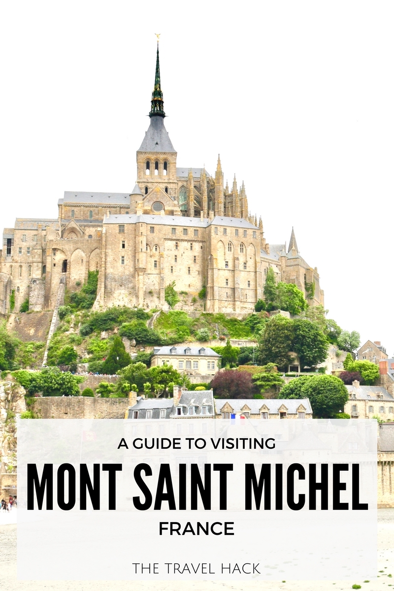 a mini guide to mont michel a real harry potter town