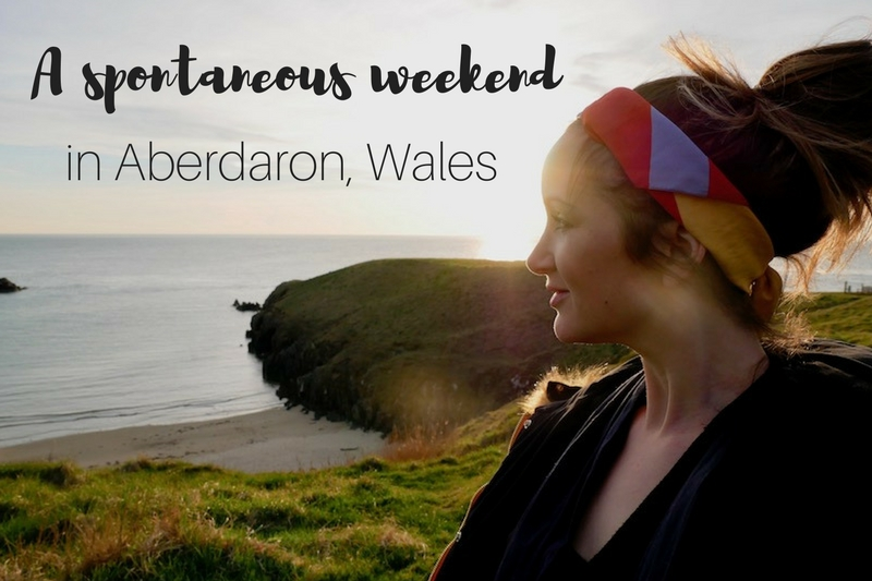 A spontaneous weekend in Aberdaron, Wales