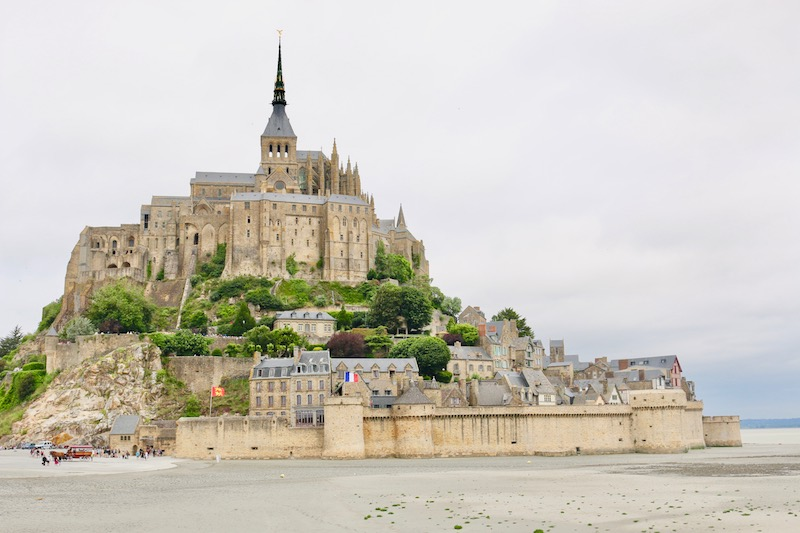 A mini guide to mont saint michel a real life harry for Au jardin st michel pontorson france