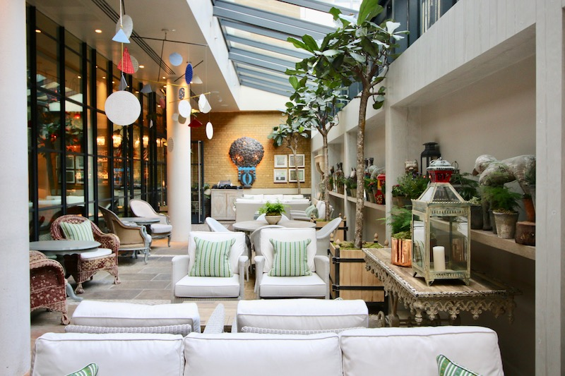 Ham Yard Hotel London I Ve Found Your New Favourite Spot Interiors Inside Ideas Interiors design about Everything [magnanprojects.com]