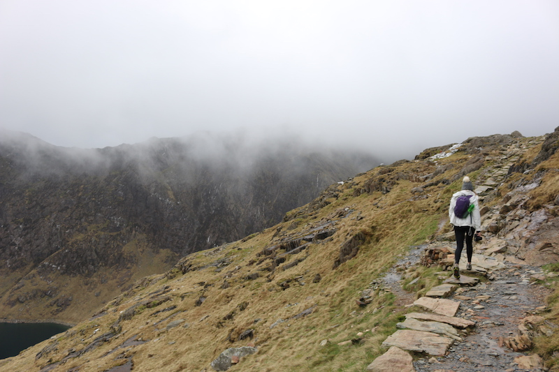 Tips for walking and hiking up Snowdon