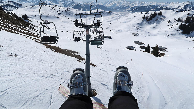 Ski Lift Time