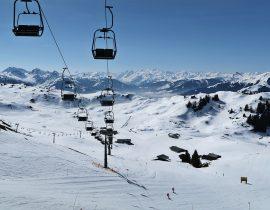 Spring Skiing Austria