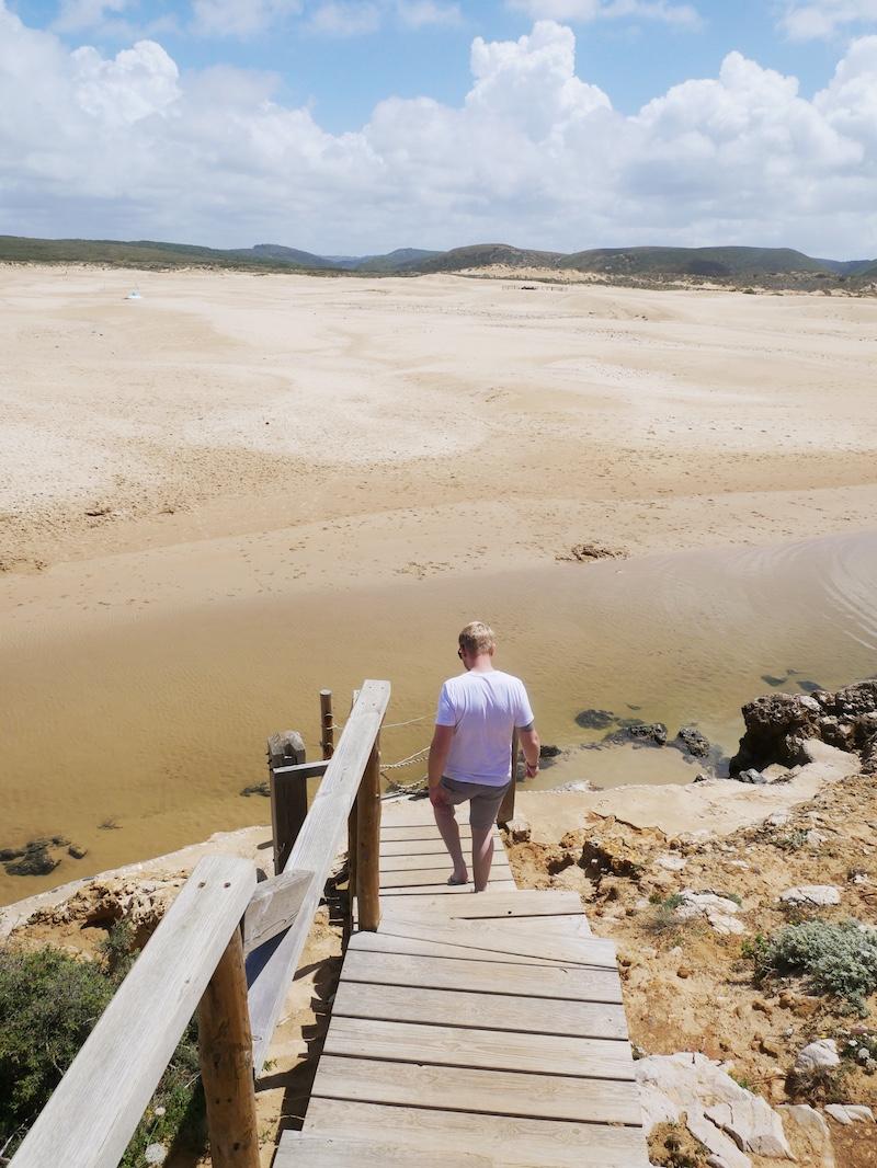 Praia da Bordeira Beach