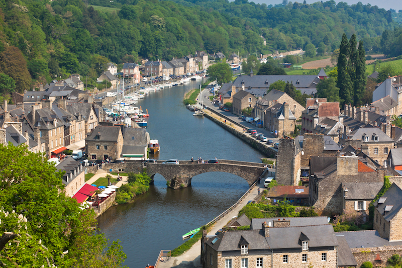 A mini guide to Dinan in Brittany, France | The Travel