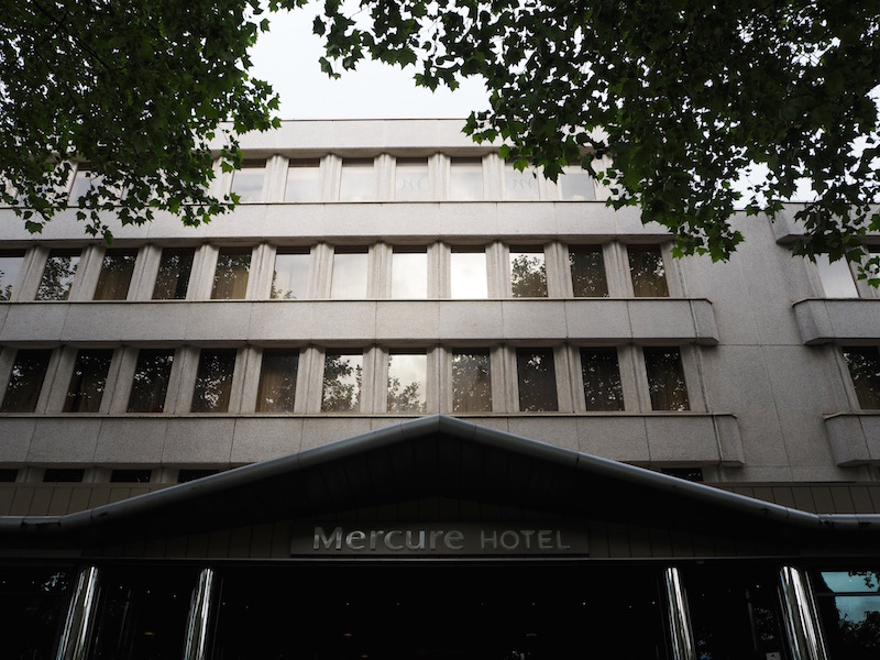 Review: Mercure Bristol Holland House Hotel