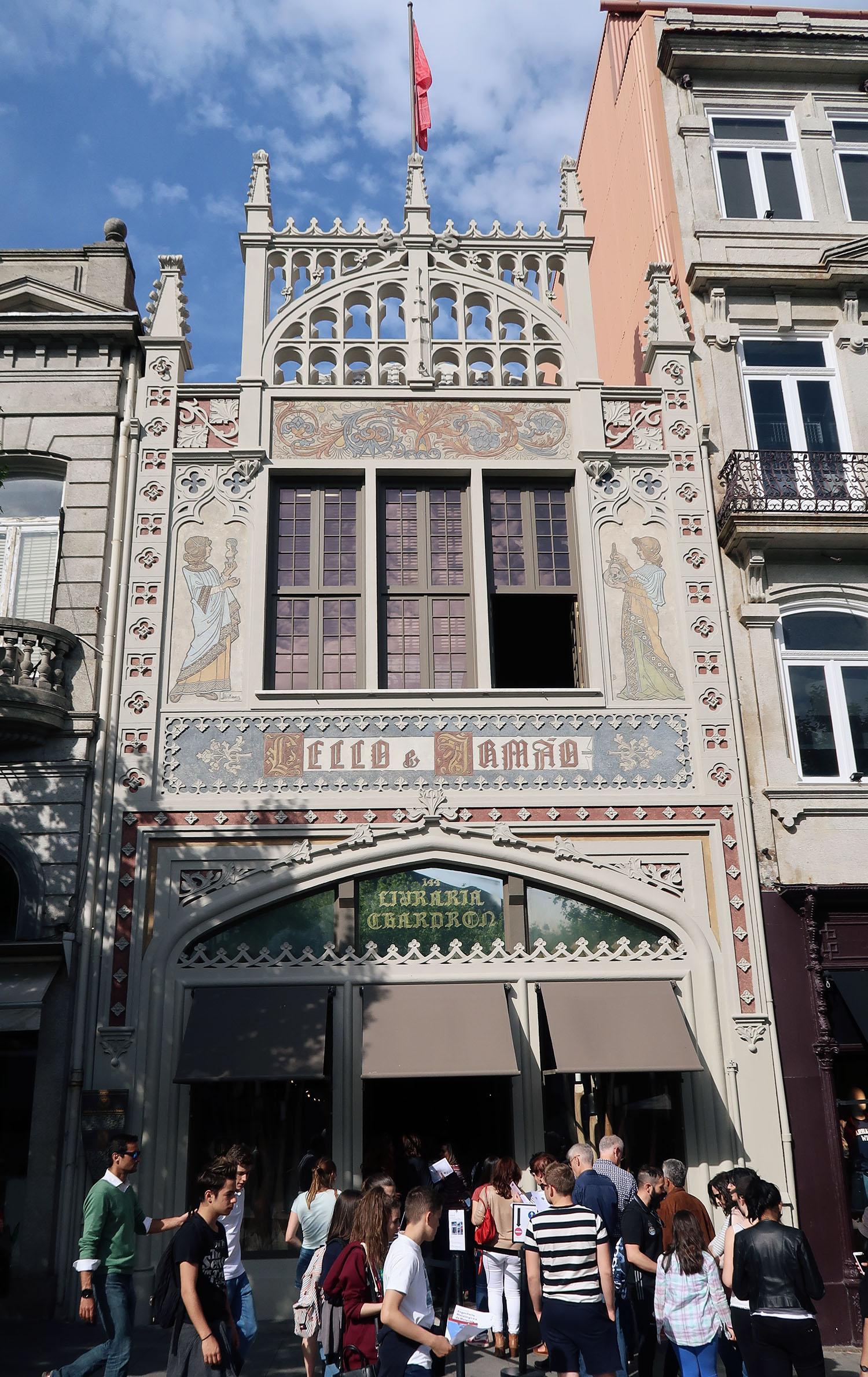 Harry Potter Bookshop Porto