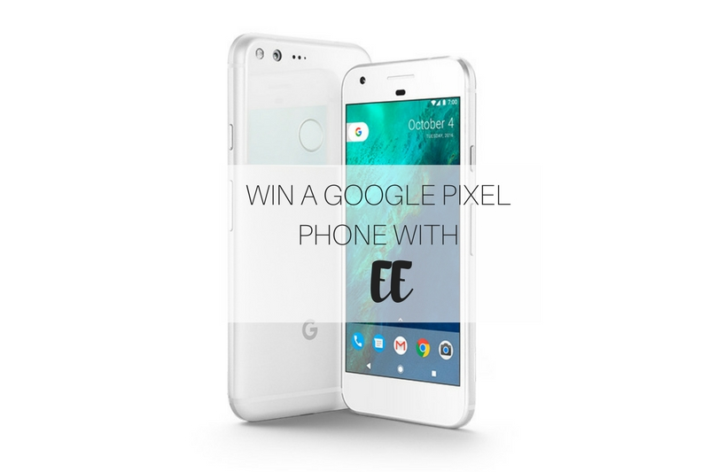 Win a Google Pixel Phone with EE!