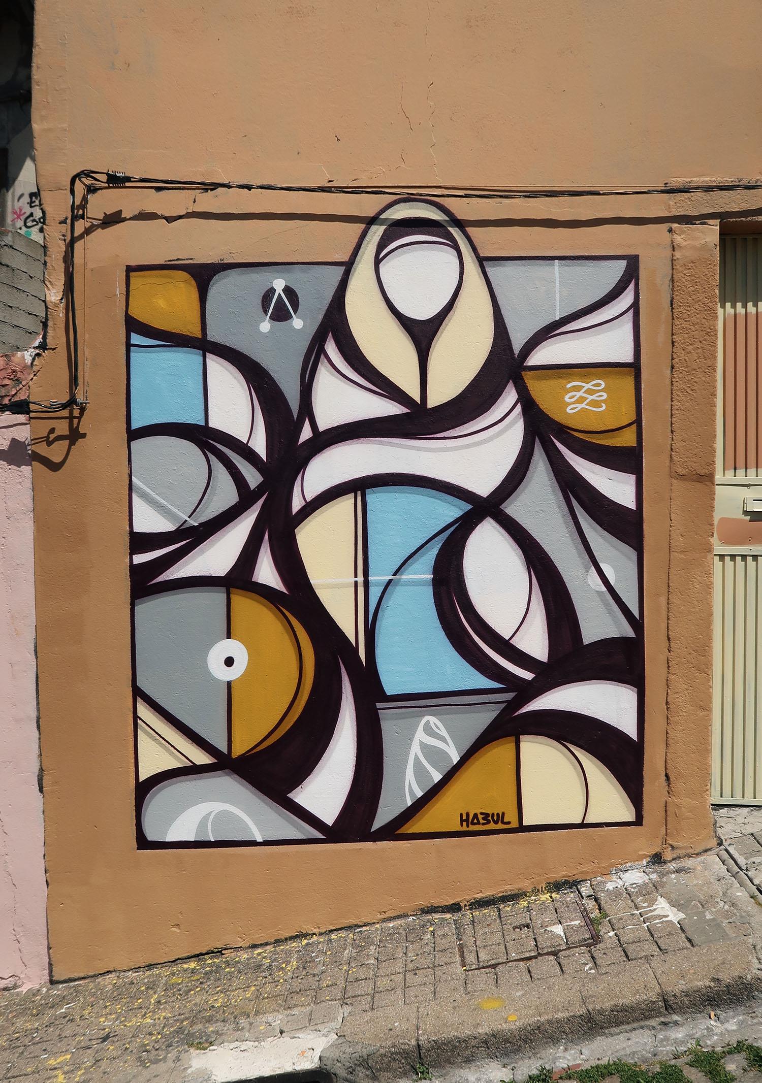 hazul street art graffiti