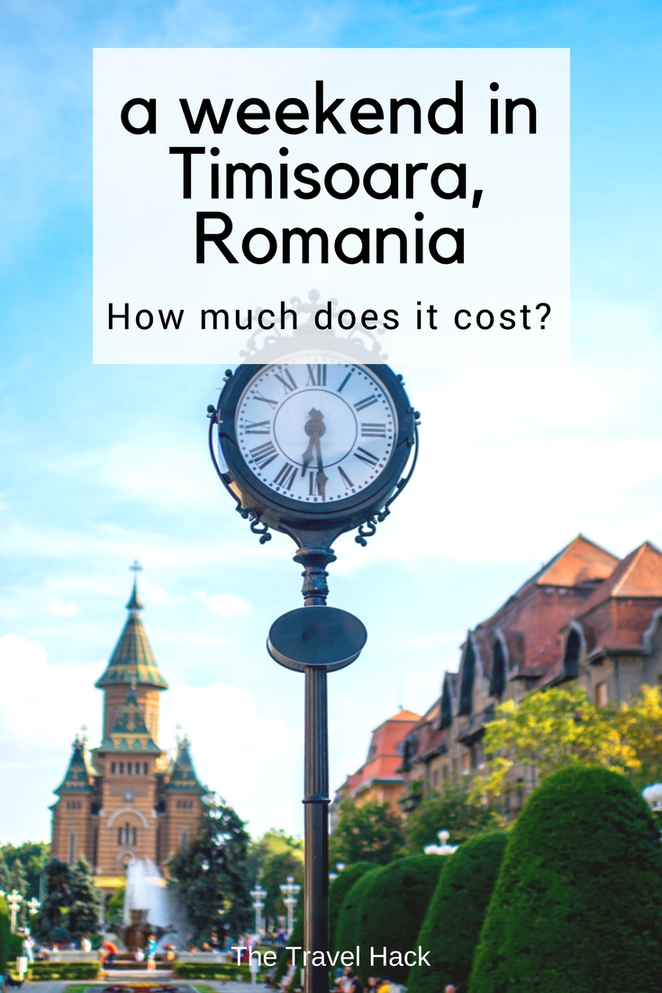 How Much Does Invisalign Cost In The Uk: How Much Does It Cost For A Weekend In Timisoara, Romania?