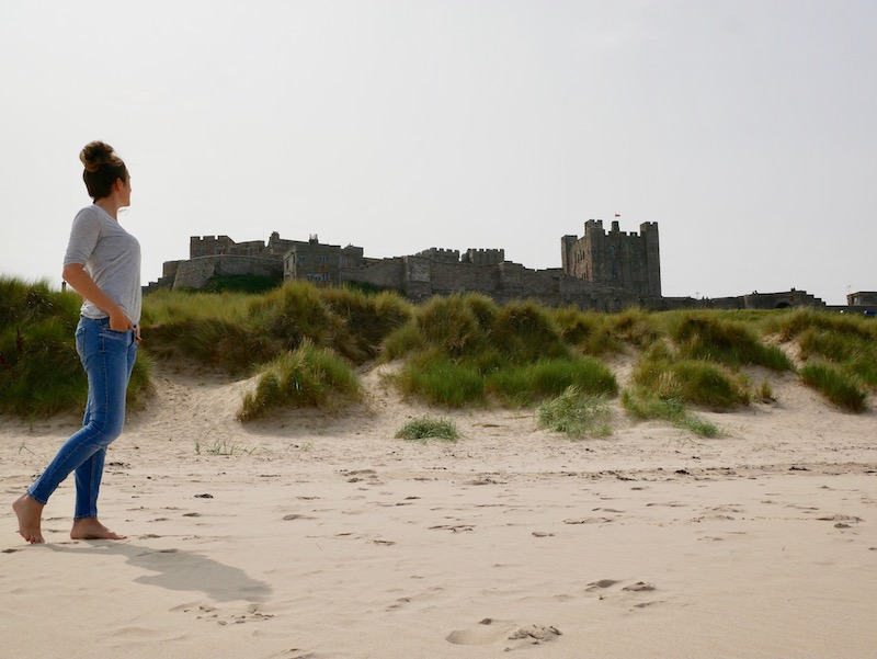 Visiting Bamburgh Castle
