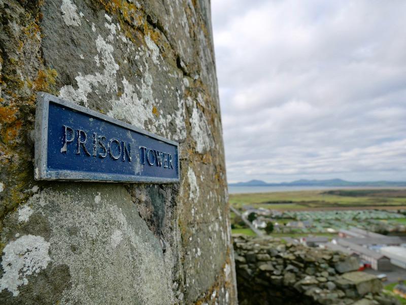 Prison Tower - Harlech Castle