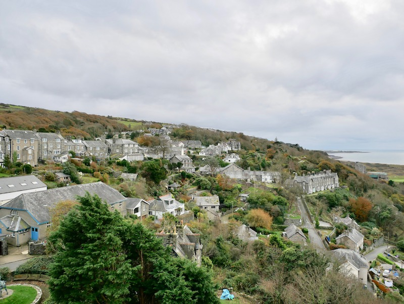 Views from Harlech Castle