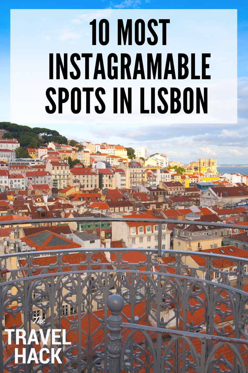 10 most Instagramable spots in Lisbon