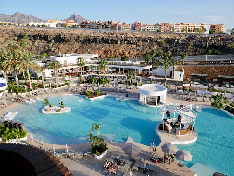Hard Rock Hotel Tenerife Jet