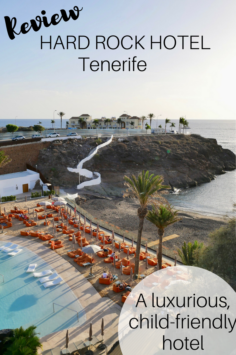 Hard Rock Hotel Tenerife review