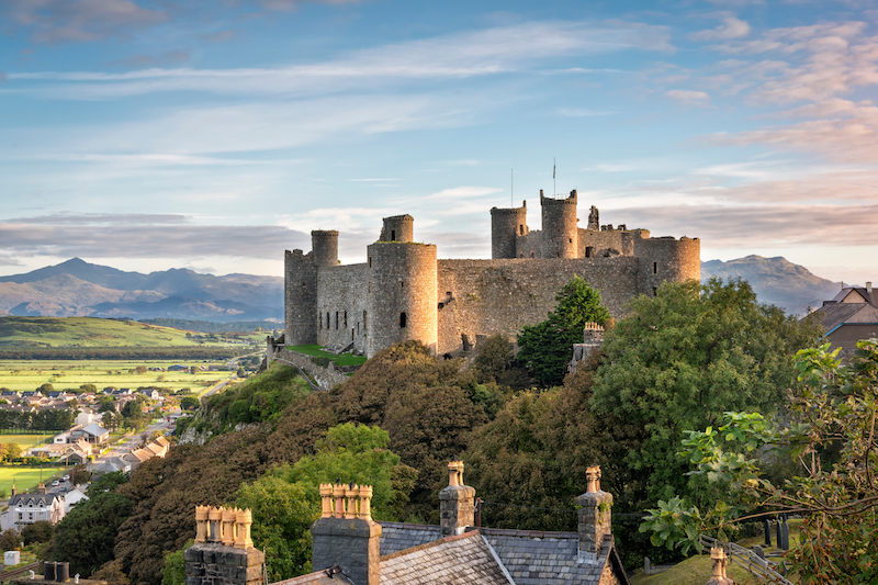 1 week itinerary for North Wales