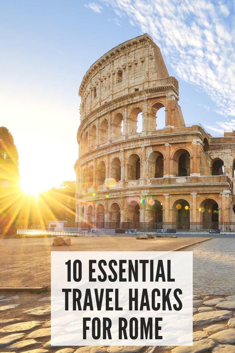 8185e31db3847d I ve gathered a list of 10 top tips and travel hacks for Rome that will  ensure you hit the ground running and experience Rome as its best.
