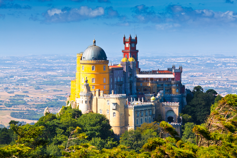 Four best day trips from Lisbon
