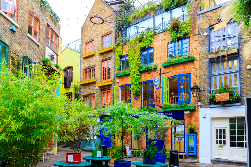 The 10 most Instagrammable spots in London