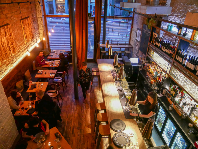Best Places To Eat And Drink In Glasgow The Travel Hack