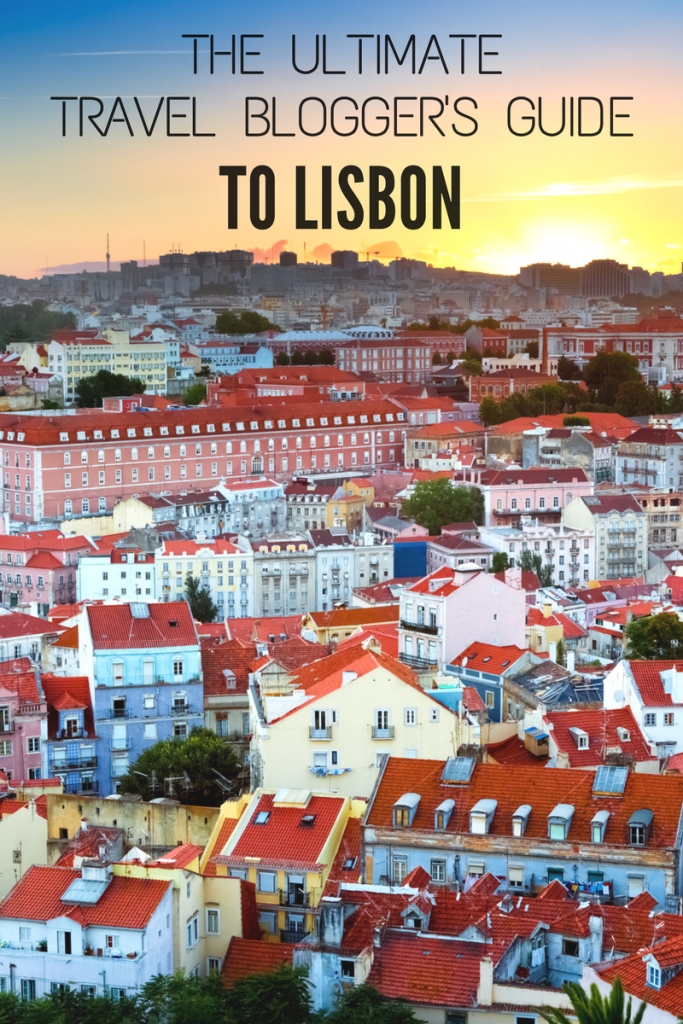 The Travel Blogger?s Guide to Lisbon