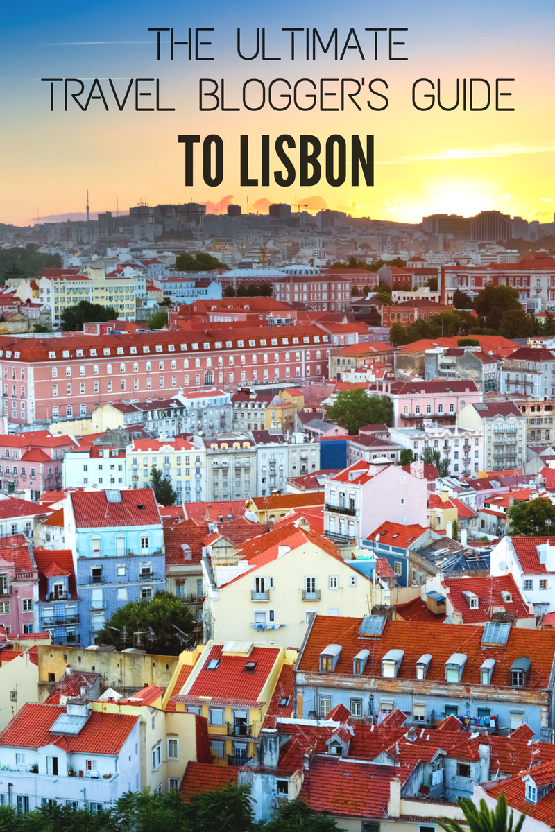 The travel blogger's guide to Lisbon