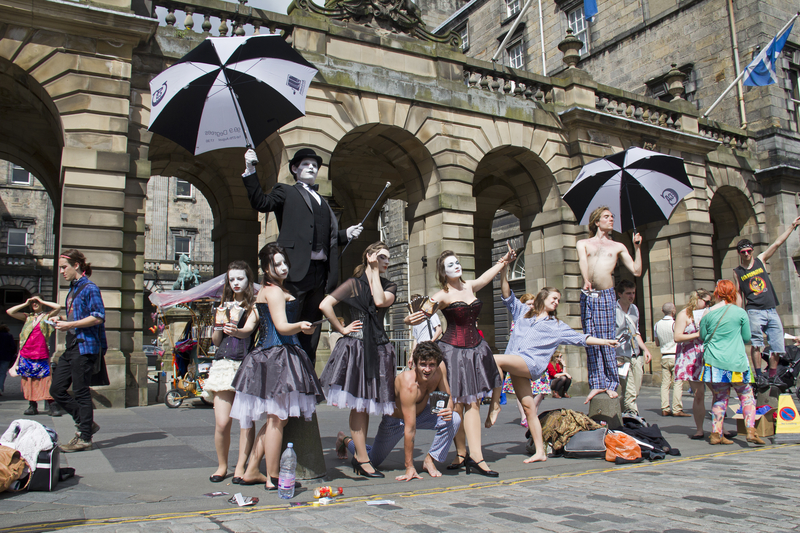 A beginner's guide to the Edinburgh Fringe