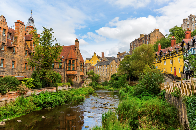 Edinburgh's most Instagrammable spots