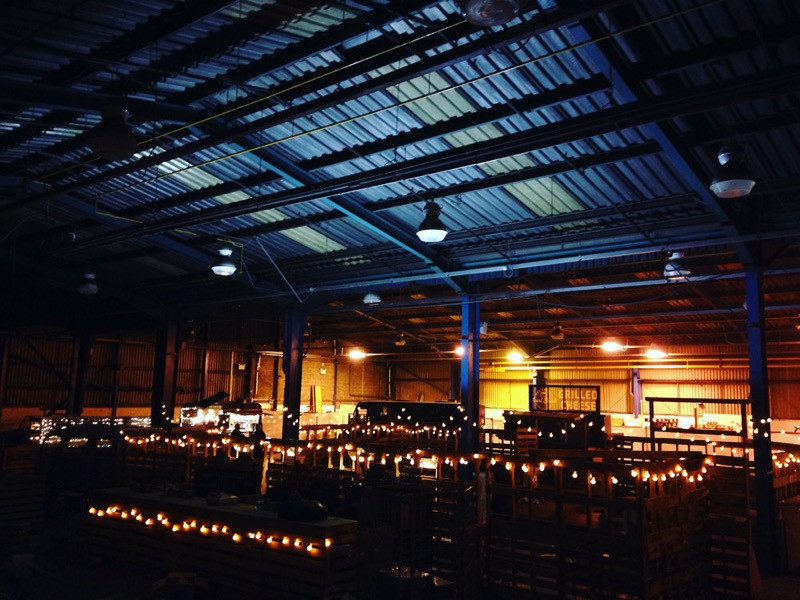 Big Feed Street Food Social indoor market - The best places to eat and drink in Glasgow