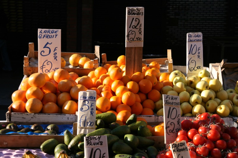 50 Things to do in Dublin - Farmers Market