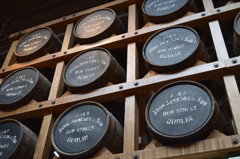 50 Things to do in Dublin - Jameson Distillery