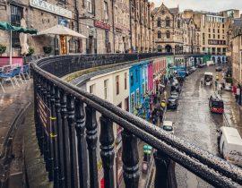 Edinburgh's most Instagrammable spots