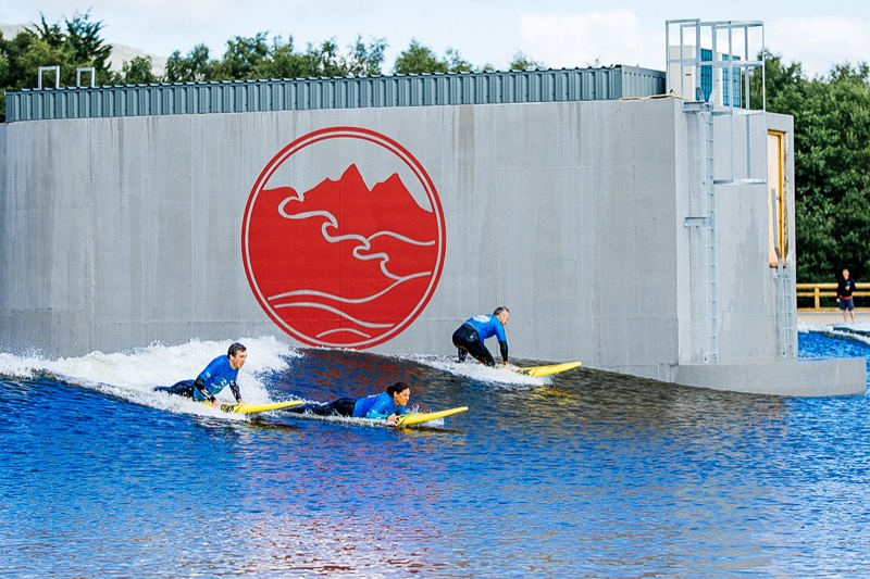 Surf Snowdonia - Top 10 Adventure Activities in Snowdonia