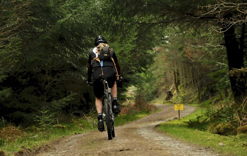 Mountain Biking - Top 10 Adventure Activities in Snowdonia
