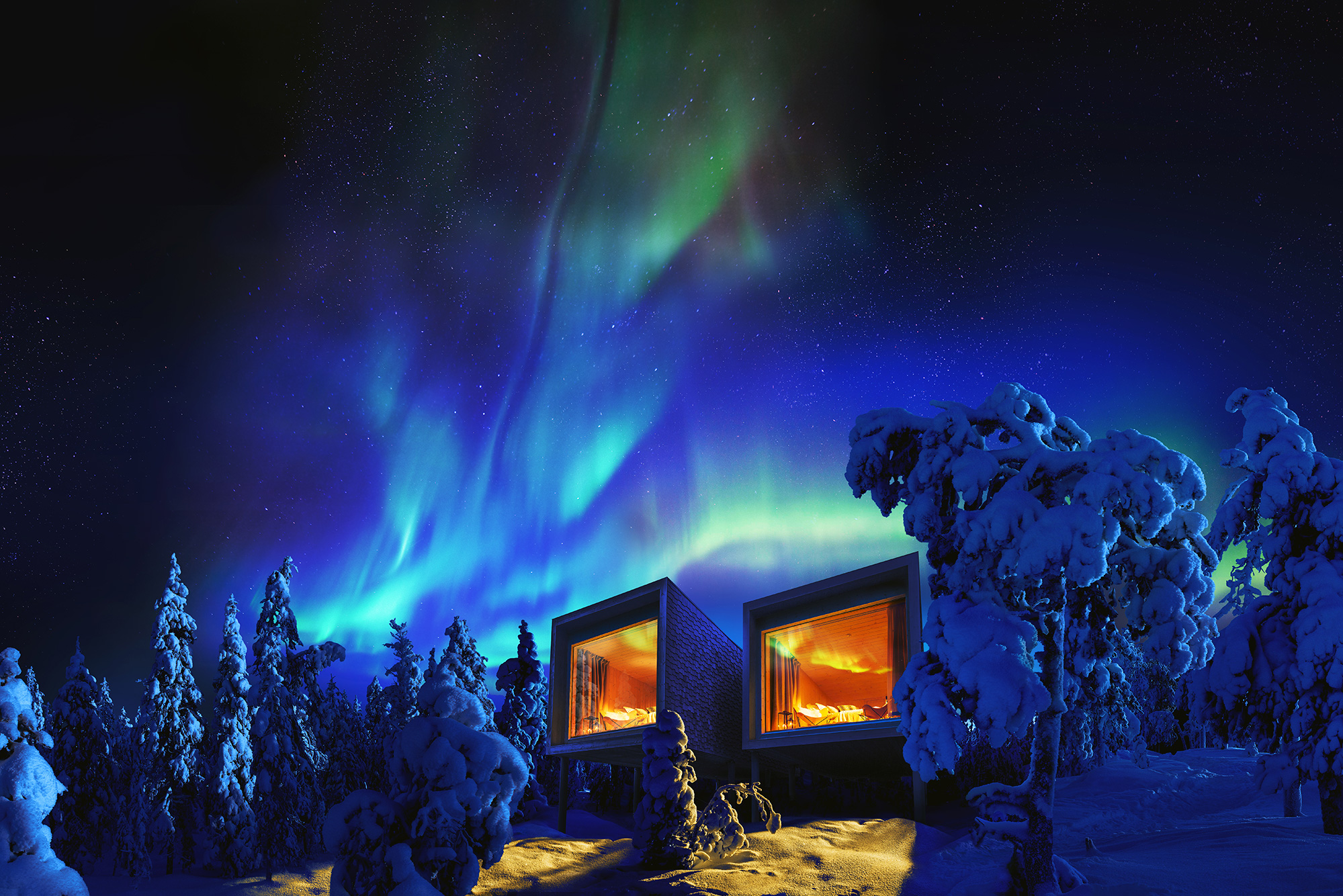 Arctic TreeHouse Hotel - 9 Incredible places to stay in Finnish Lapland