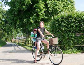 Urban Iki bike seat review The Travel Hack