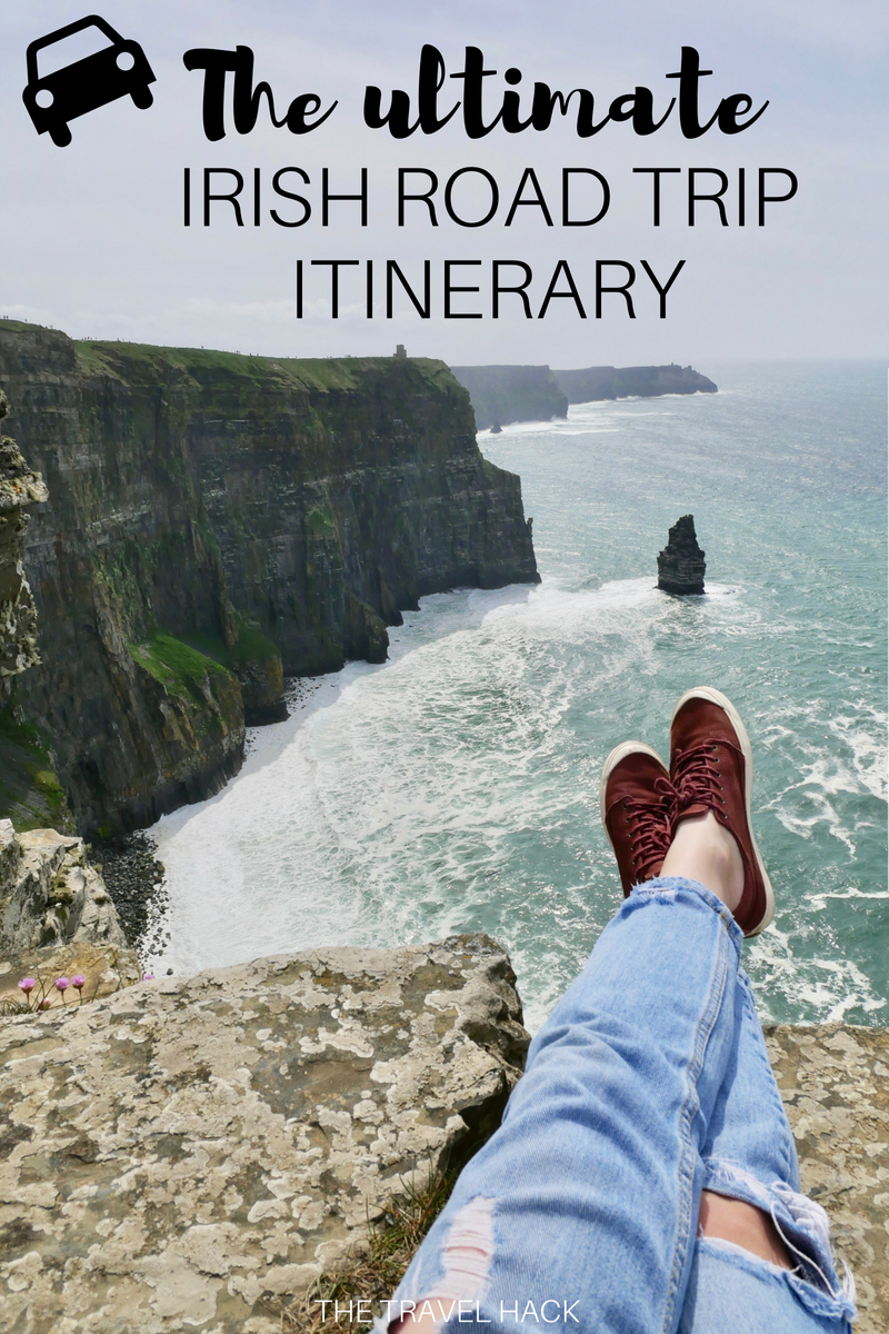 Ireland Road Trip: A 1 Week Itinerary