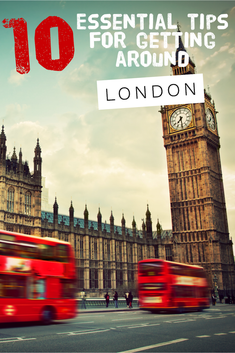10 essential tips for getting around London The Travel Hack